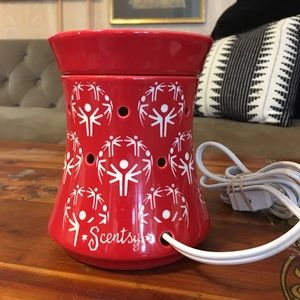 Other - Scentsy warmer - SPECIAL OLYMPICS - used 2012
